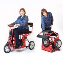 Wheeled mobility