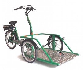 Bliss Wheelchair tandem
