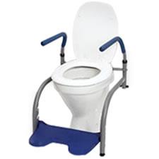 Svan Toilet Frame